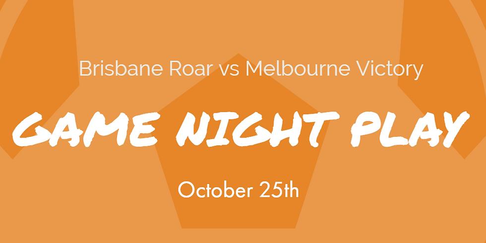 Brisbane Roar Vs Melbourne