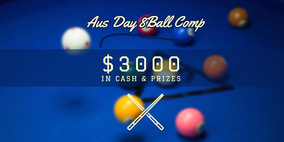 Australia Day 8Ball Tournament