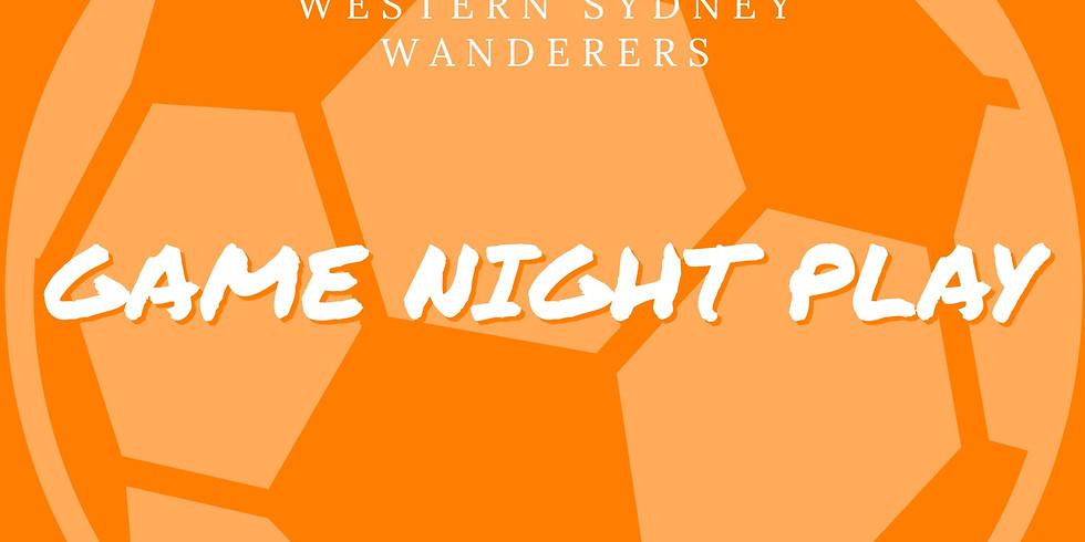 Brisbane Roar Vs West Sydney Wanderers