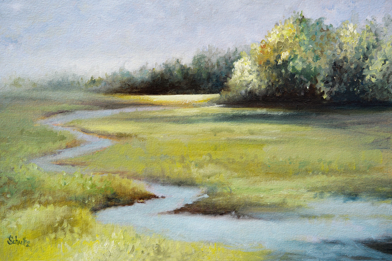 Meadow and Stream