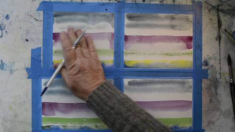 Watercolor Paper Comparison #1