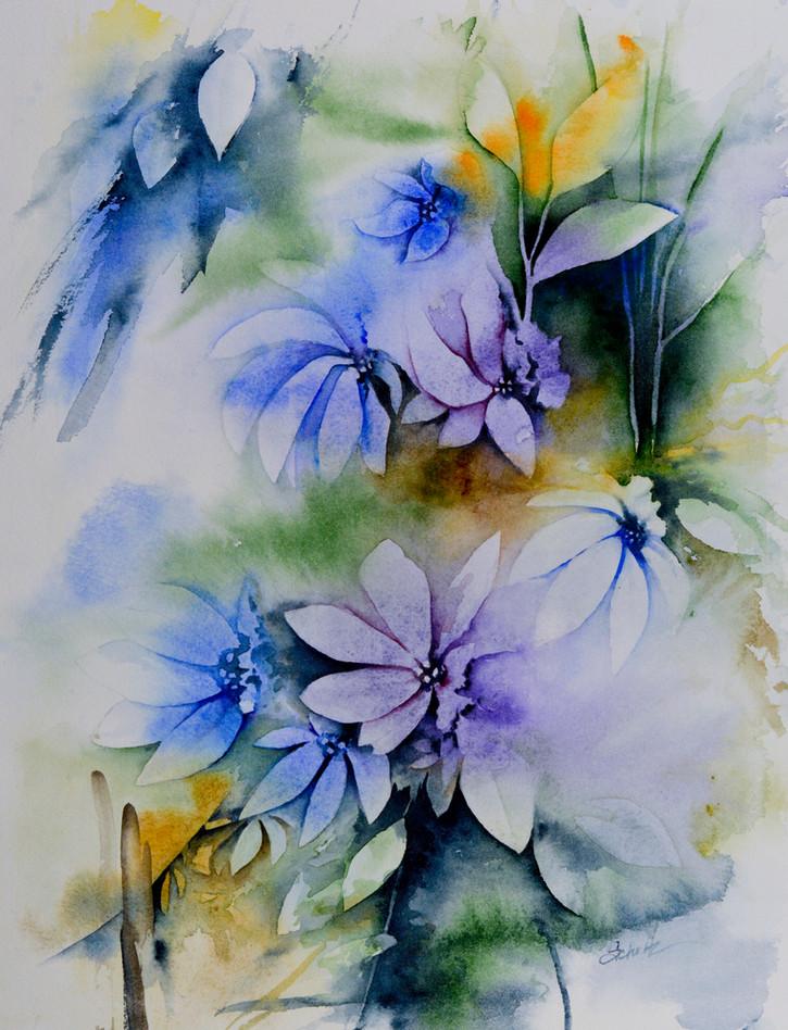 Ghost Flowers