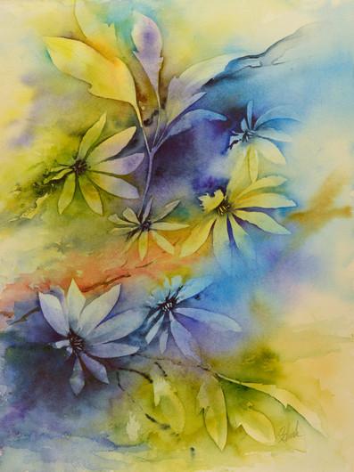 Ghost Flowers 2