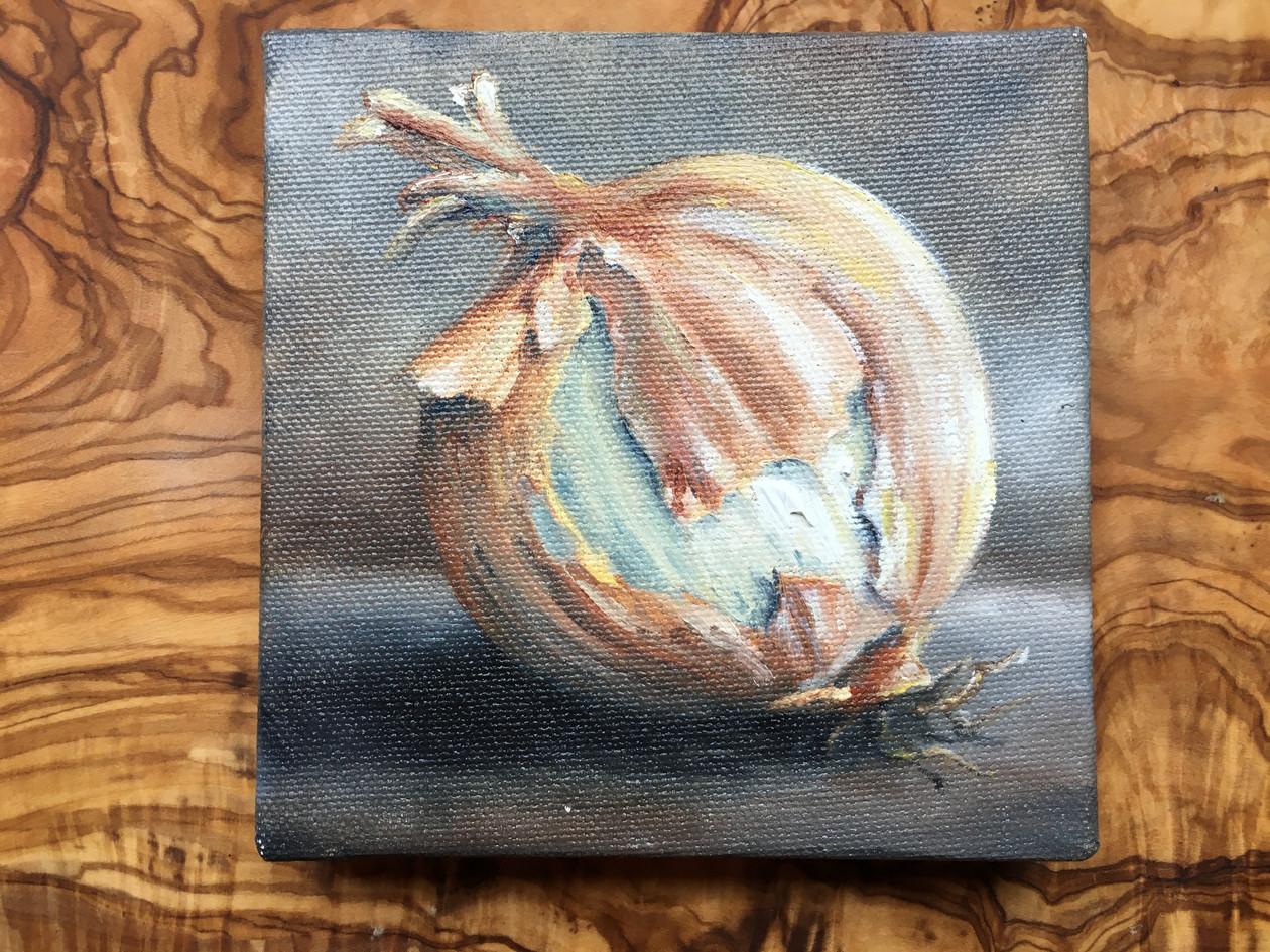 """Yellow Onion 1"""