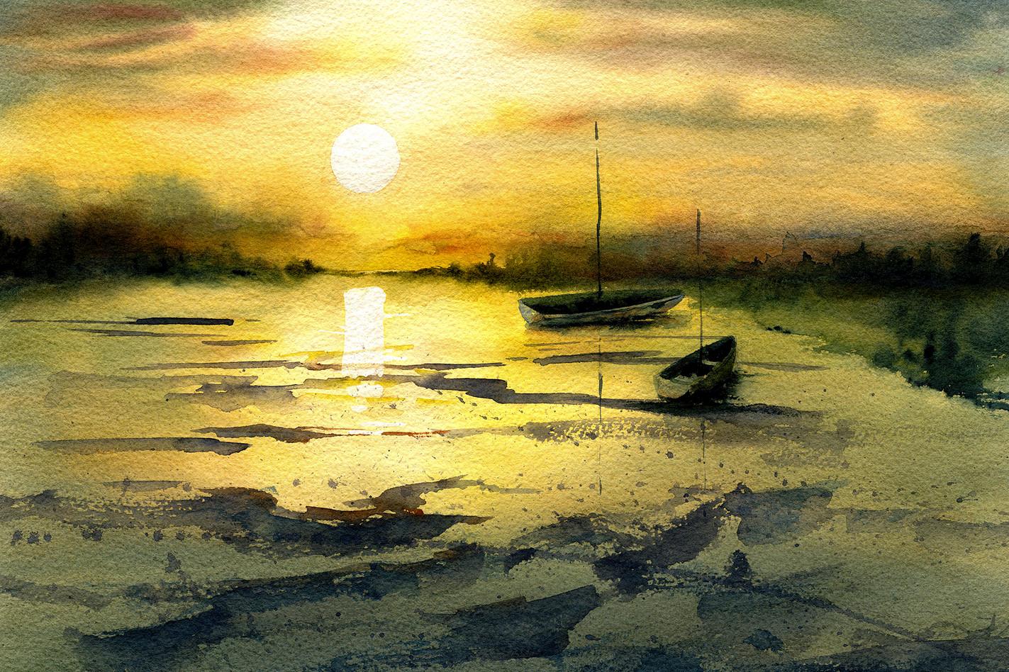 Baywood Sunset