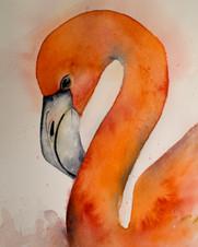 Paint a Flamingo #1