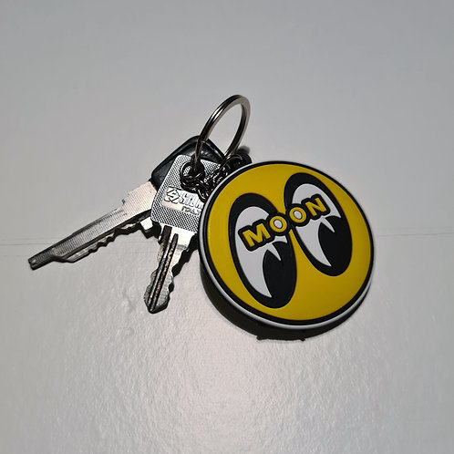 Mooneyes Keychain