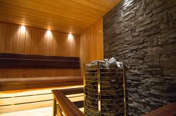 Натуральный камень в бане