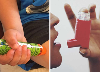 The TeamSafe® Report #5: Anaphylaxis and Asthma