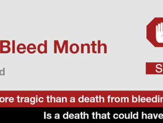 The TeamSafe® Report#11: May is Stop The Bleed Month