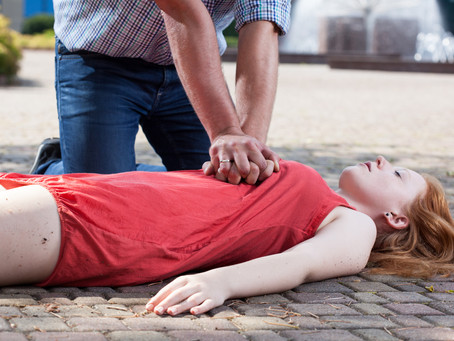 Studies show women are less likely to get CPR help from a stranger than men