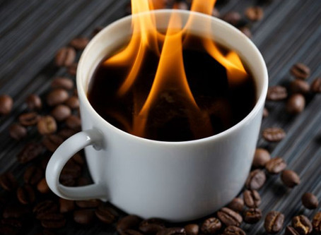 How Hot Was That Coffee?