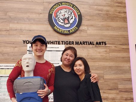 Young's White Tiger Martial Arts