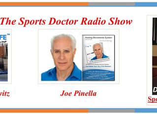 The SportsDoc Radio Show Features TeamSafe!