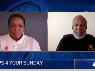 Interview with Tonya Wilson and Marty McNair of the Jordan McNair Foundation