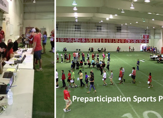 """The TeamSafe® Report #19: PreParticipation Screening - The """"Sports Physical"""""""