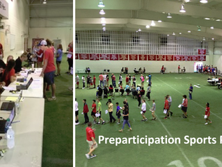 "The TeamSafe​® Report #19: PreParticipation Screening - The ""Sports Physical"""