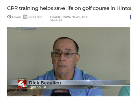 CPR on the Golf Course
