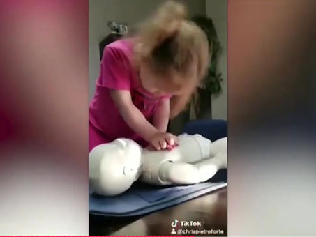 Can a Child Learn CPR?