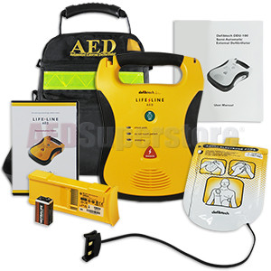 Officers Save Georgia Man's Life With Automated Defibrillator