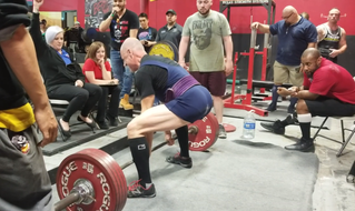 Clash of the Barbarians Powerlifting Meet