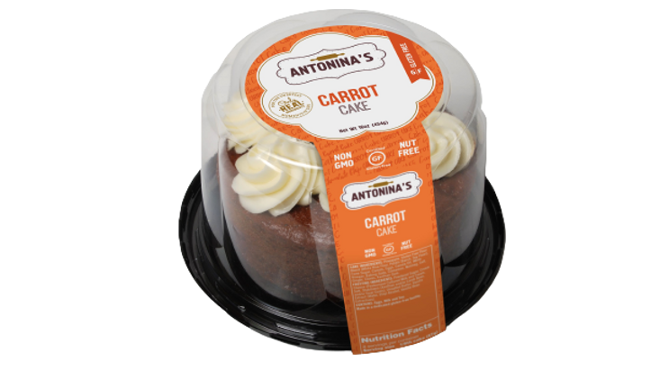 Carrot Ring Cake