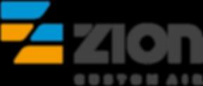 Zion Custom Air Logo