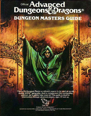 Dungeon Master's Guide 1983