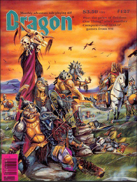 Dragon Mag #127
