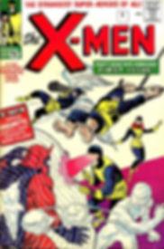 Released in 1963 X-men #1
