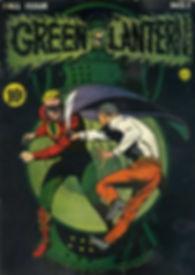 Released in 1960 Green Lantern #1