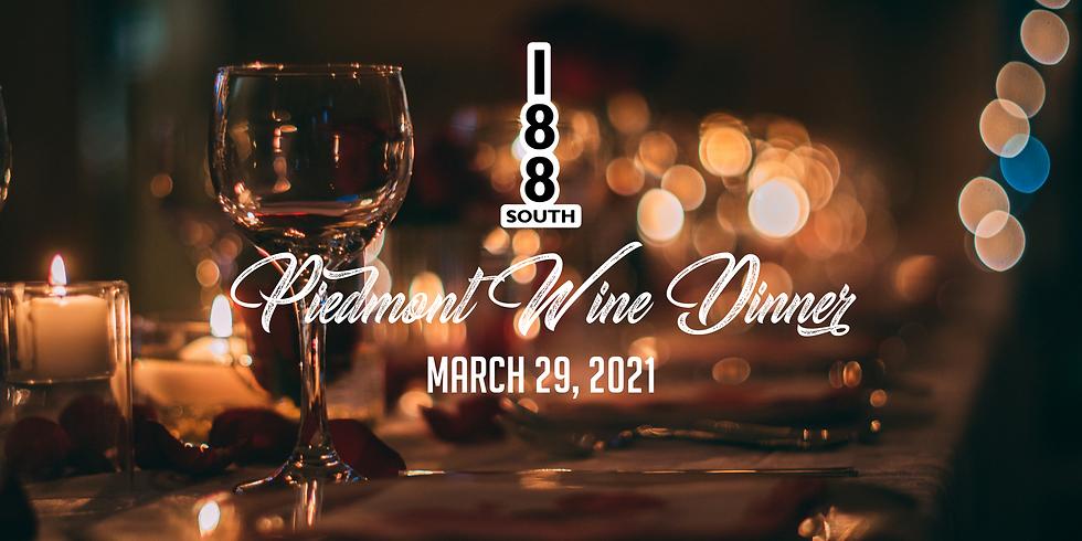Piedmont Wine Dinner