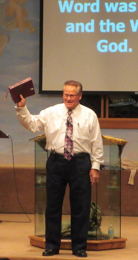 Pastor Crippen
