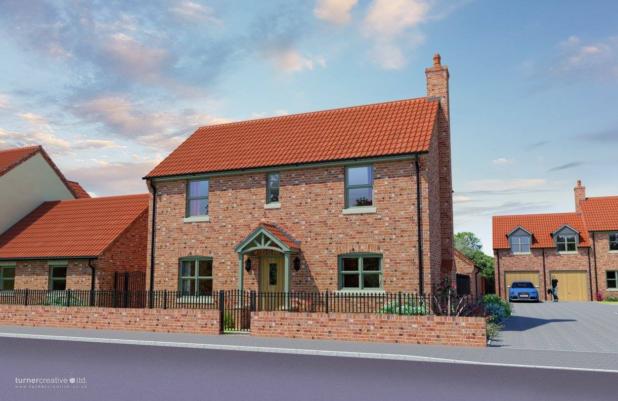 Plot 3 House at Walkeringham