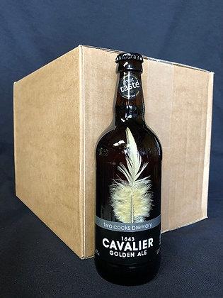 1643 Cavalier 3.8% ABV Golden Ale (Case)