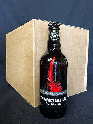 Diamond Lil 3.2% ABV Golden Ale (Case)