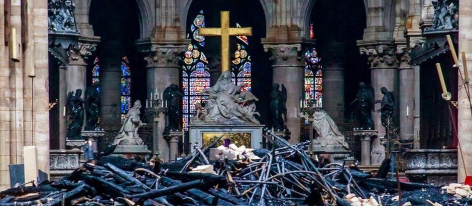 The Notre-Dame Fire and It's  Coincidences?