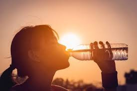 Why Do We Suddenly Need To Drink So Much Water?