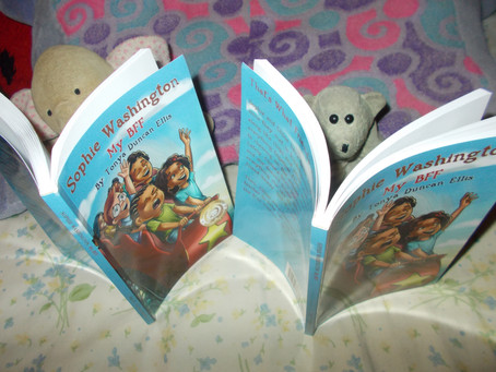 Book Review of Sophie Washington: My BFF by Tonya Duncan Ellis