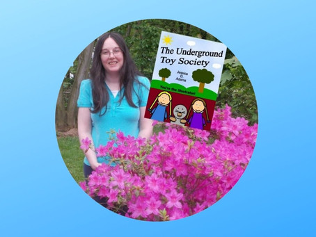 My Journey to Becoming an Author