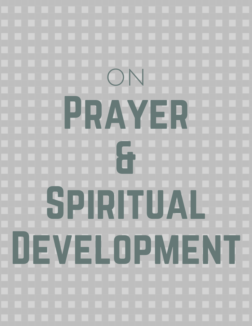 Prayer & Spiritual Development.png