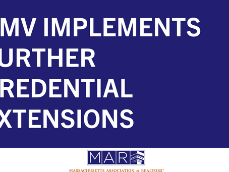RMV Implements Further Credential Extensions