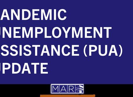 PUA Update: August 26, 2020