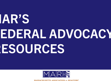 NAR's Federal Advocacy Resources