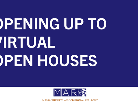 Opening Up to Virtual Open Houses