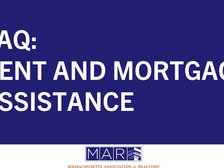 FAQ: Rent and Mortgage Assistance