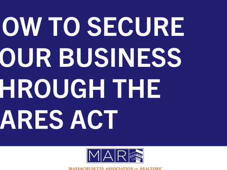 How to Secure Your Business Through the CARES Act