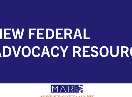 NEW Federal Advocacy Resource - Quick Reference Guide to Recent Health Insurance Changes