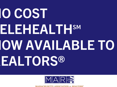 No Cost TeleHealth℠ Now Available to REALTORS®