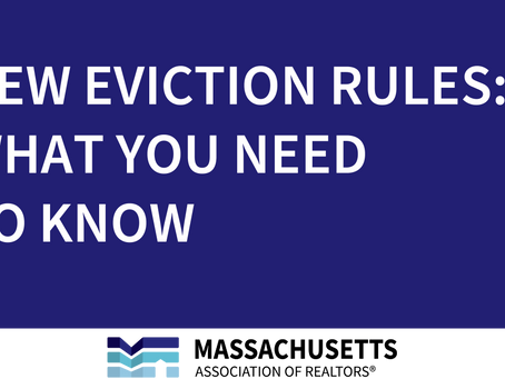 New Eviction Rules: What You Need to Know